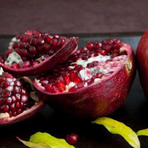 Romã – Casca fruto